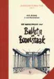 BULLETJE EN BOONESTAAK 04. AVONTUREN IN NEW YORK BULLETJE EN BOONESTAAK, RAEMDONCK G. VAN, JONG A. DE, Paperback