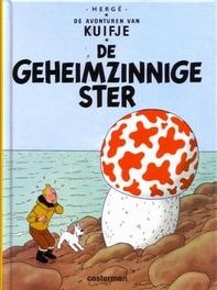 KUIFJE 10. DE GEHEIMZINNIGE STER KUIFJE, HERGE, Paperback
