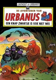 URBANUS 044. KNAP ZWARTJE OOK NIET MIS Urbanus, Linthout, Willy, Paperback