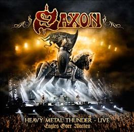 HEAVY METAL THUNDER.. .. -LIVE- EAGLES OVER WACKEN SAXON, CD