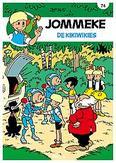 JOMMEKE 075. DE KIKIWIEKIES