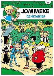 JOMMEKE 075. DE KIKIWIEKIES JOMMEKE, Nys, Jef, Paperback