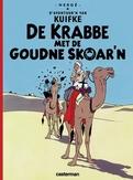 KUIFJE DIALECT HC09. DE KRABBE MET DE GOUDNE SKOAR'N (KORTRIJKS)