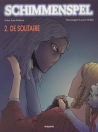 SCHIMMENSPEL 02. DE SOLITAIRE SCHIMMENSPEL, ROLLIN, Paperback