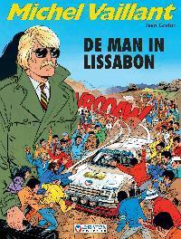 MICHEL VAILLANT 45. DE MAN IN LISSABON MICHEL VAILLANT, Graton, Jean, Paperback