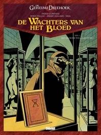 WACHTERS VAN HET BLOED HC03. HET DAGBOEK VAN CAGLIOSTRO WACHTERS VAN HET BLOED, Convard, Hardcover