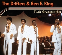 THEIR GREATEST HITS DRIFTERS & BEN E.KING, CD