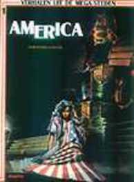 VERHALEN UIT DE MEGASTEDEN 01. AMERICA VERHALEN UIT DE MEGASTEDEN, MACNEIL, COLIN, WAGNER, JOHN, Paperback