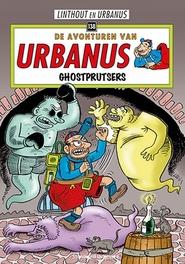 Ghostprutsers URBANUS, LINTHOUT, WILLY, Paperback
