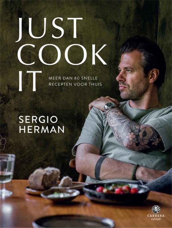 Just cook it meer dan 80 snelle recepten voor thuis, Grimm, Mara, Hardcover