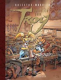 Trollen van Troy SC 12 HERDRUK Jean-Louis, Mourier, Paperback