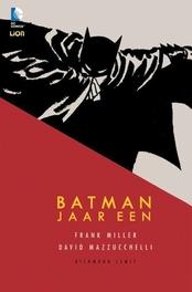 BATMAN ABSOLUTE HC01. BATMAN JAAR EEN BATMAN ABSOLUTE, Miller, Frank, Hardcover