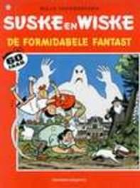 Formidabele fantast SUSKE EN WISKE, Willy Vandersteen, Hardcover