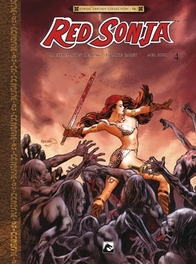 RED SONJA HC04. ZIELLOOS RED SONJA, Oeming, Michael Avon, Hardcover