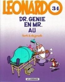 LEONARDO 34. DR. GENIE EN MR. AU LEONARDO, TURK, GROOT B DE, Paperback