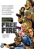 Free fire, (DVD) CAST: SHARLTO COPLEY, ARMIE HAMMER, BRIE LARSON