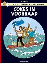 KUIFJE 19. COKES IN VOORRAAD KUIFJE, Hergé, Paperback