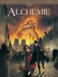 COLLECTIE 1800 HC09. ALCHEMIE 01: DE VUURPROEF COLLECTIE 1800, Nolane, Richard D., Hardcover