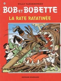 BOB ET BOBETTE 276. LA RATE RATATINEE Bob et Bobette, Willy Vandersteen, Paperback