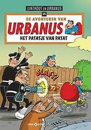 Het patatje van Patat URBANUS, Linthout, Willy, Paperback
