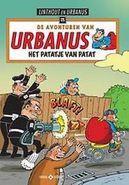 URBANUS 175. HET PATATJE VAN PATAT URBANUS, Linthout, Willy, Paperback