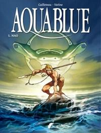 AQUABLUE 01. NAO NAO, CAILLETEAU, Paperback