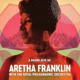A BRAND NEW ME ORIGINAL VOCALS WITH THE ROYAL PHILHARMONIC ORCHESTRA! ARETHA FRANKLIN, CD