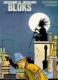 JEROME K. JEROME BLOKS 01. DE DODENDE SCHADUW JEROME K. JEROME BLOKS, Makyo, Pierre, Paperback