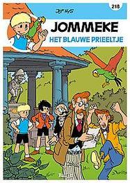 JOMMEKE 218. HET BLAUWE PRIEELTJE JOMMEKE, Nys, Jef, Paperback