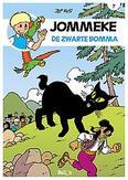 JOMMEKE 007. DE ZWARTE BOMMA
