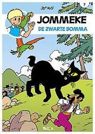 JOMMEKE 007. DE ZWARTE BOMMA JOMMEKE, Nys, Jef, Paperback