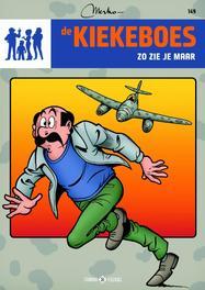 KIEKEBOES DE 149. ZO ZIE JE MAAR KIEKEBOES DE, Merho, Paperback