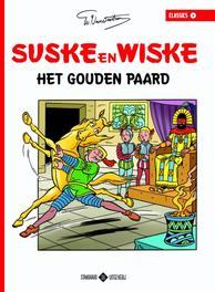 SUSKE EN WISKE CLASSICS 08. HET GOUDEN PAARD SUSKE EN WISKE CLASSICS, Willy Vandersteen, Paperback