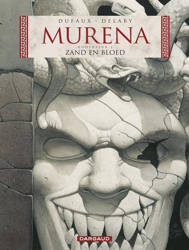MURENA 02. ZAND EN BLOED MURENA, DELABY, PHILIPPE, DUFAUX, JEAN, Paperback