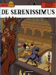 TRISTAN 11. DE SERENISSIMUS DE SERENISSIMUS, MARTIN, JACQUES, Paperback