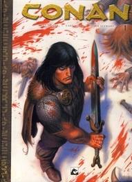 De dochter van de ijsreus Conan de barbaar, Kurt Busiek, Hardcover