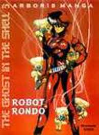 GHOST IN THE SHELL 03. ROBOT RONDO GHOST IN THE SHELL, Shirow, Masamune, Paperback