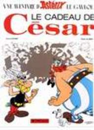 ASTERIX HC21. CADEAU CESAR ASTERIX, UDERZO, ALBERT, GOSCINNY, RENÉ, Hardcover