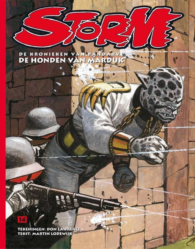 De honden van Marduk STORM, Martin Lodewijk, Hardcover