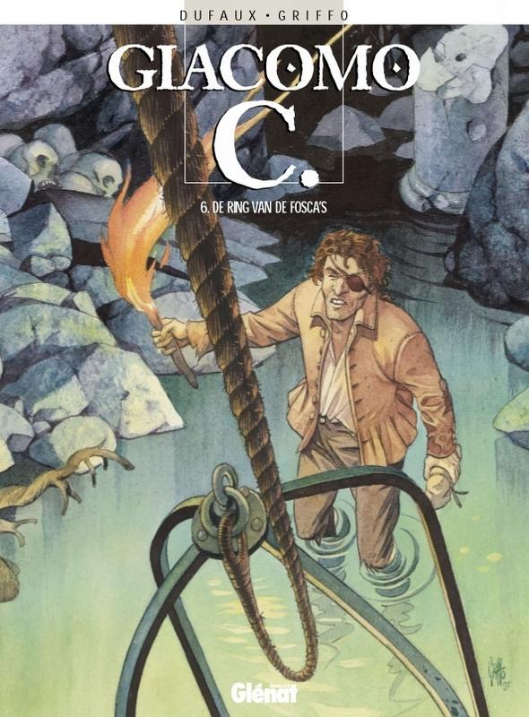 GIACOMO C 06. DE RING VAN DE FOSCA'S GIACOMO C, Dufaux, Jean, Paperback