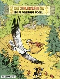 YAKARI 07. YAKARI EN DE VREEMDE VOGEL YAKARI, DERIB, JOB, Paperback