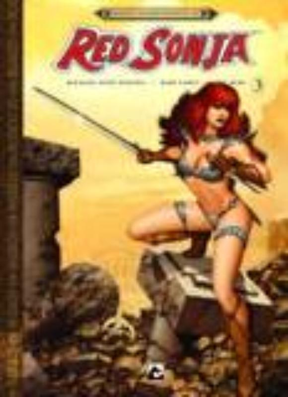 Toren van bloed Red Sonja, Oeming, Michael Avon, Hardcover