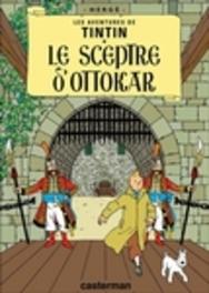 Les Aventures de Tintin 08. Le Sceptre d'Ottokar TINTIN, Hergé, Hardcover