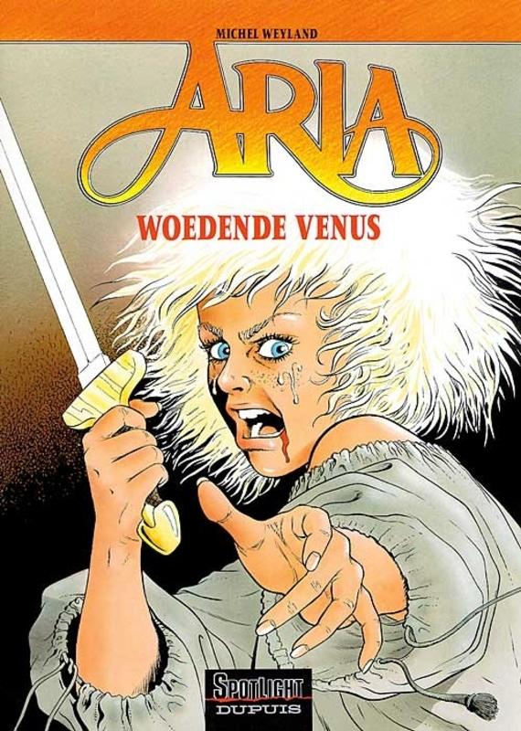 ARIA 18. WOEDENDE VENUS ARIA, Weyland, Michel, Paperback