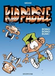 KID PADDLE 09. BOING! BOING! BUNG!!!!! KID PADDLE, MIDAM, Paperback
