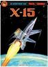 BUCK DANNY 031. X-15