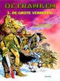 FRANKEN 02. DE GROTE VERDELING FRANKEN, DUFOSSÉ, BERNARD, COTHIAS, PARICK, Paperback