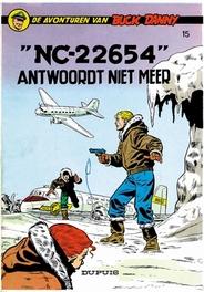 Nc-22654 antwoordt niet meer BUCK DANNY, Charlier, Paperback