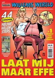 WILLEMS WERELD MAGAZINE 13. LAAT MIJ MAAR EFFE... (MAGAZINE EDITIE) WILLEMS WERELD MAGAZINE, Oosterwijk, Aloys, Paperback