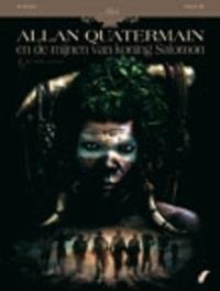 COLLECTIE 1800 HC07. ALLAN QUATERMAIN 01: EN DE MIJNEN VAN KONING SALOMON COLLECTIE 1800, Dobbs, Hardcover